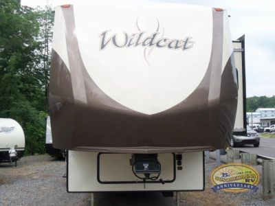 2018 Forest River Rv Wildcat 35WB
