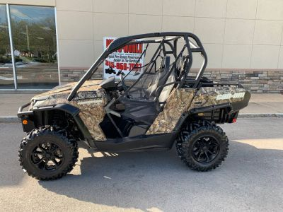 2016 Can-Am Commander XT 800R Utility SxS Herkimer, NY