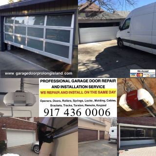WE DO GARAGE DOORS REPAIR AND INSTALLATION SERVICE NEW YORK