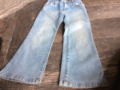 5T girls jeans