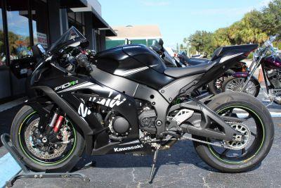 2017 Kawasaki NINJA ZX-10RR Supersport Motorcycles Lake Park, FL