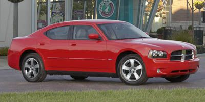 2008 Dodge Charger RT (Red)