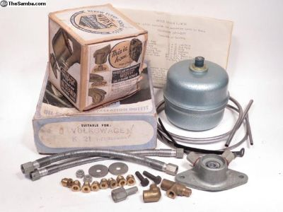 Remote Oil Filter Kit NOS Wipac Fits VW Beetle K21