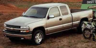 2002 Chevrolet Silverado 1500 LS (Summit White)