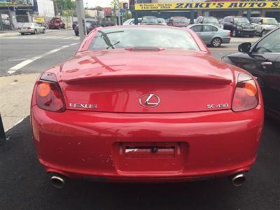 2004 Lexus SC 430 Base (Red)