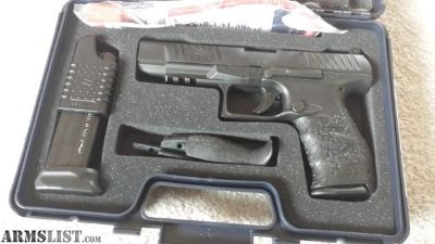 For Sale: Walther PPQ M2 .40 Ported Barrel