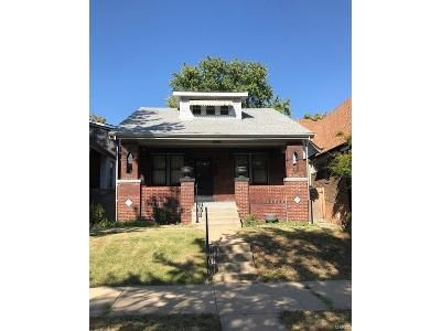 2 Bed 1 Bath Foreclosure Property in Saint Louis, MO 63118 - Pennsylvania Ave