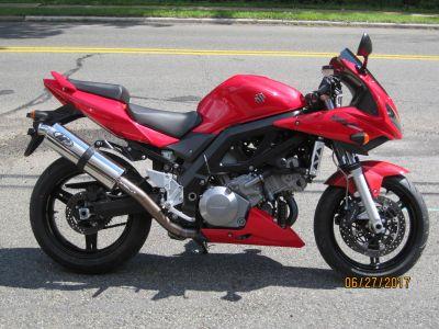 2005 Suzuki SV1000S Sport Motorcycles Metuchen, NJ