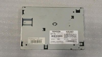 Buy 07 TOYOTA TUNDRA XM RECEIVER OEM #86180-0W030 motorcycle in Feasterville-Trevose, Pennsylvania, US, for US $99.99