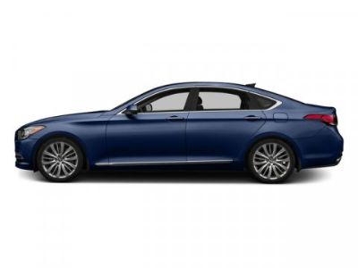 2015 Hyundai Genesis 3.8L (Montecito Blue)