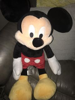 Brand new Mickey Mouse- large