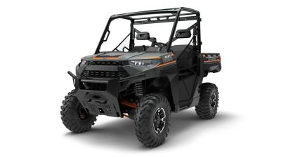 2018 Polaris Ranger XP 1000 EPS Side x Side Utility Vehicles Linton, IN
