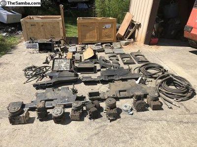 Variety of Air Conditioning Parts (Bulk)