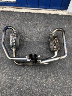 Stainless Steel header