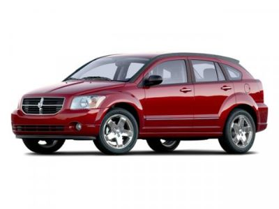 2008 Dodge Caliber SXT (Light Khaki Metallic)