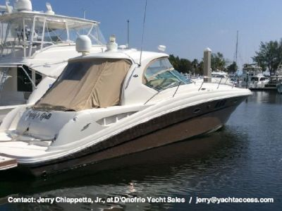 2006, 44' SEA RAY 44 SUNDANCER For Sale