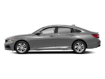 2018 Honda ACCORD SEDAN LX FWD (Lunar Silver Metallic)