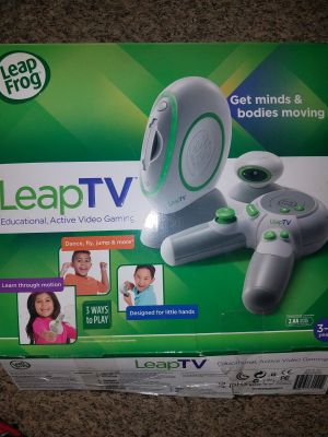 Leap TV Gaming System