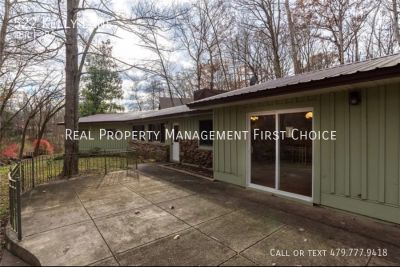 Home for Rent in Pea Ridge - Private but still close to town!!!