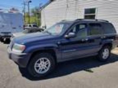 Used 2004 JEEP GRAND CHEROKEE For Sale