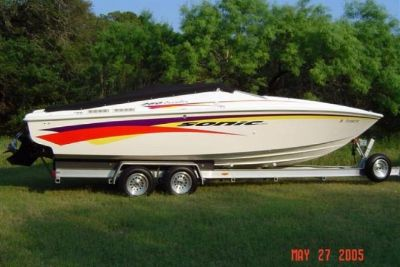 1999 Sonic 26 Prowler