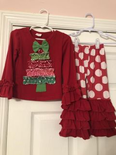 Christmas outfit 12-18M