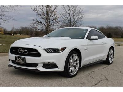 2015 Ford Mustang GT 50th Anniversary