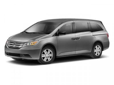 2012 Honda Odyssey LX (Red)