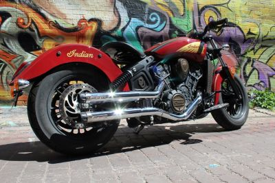 2015 Indian SCOUT SIXTY