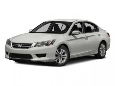 2015 Honda Accord LX (White Orchid Pearl)