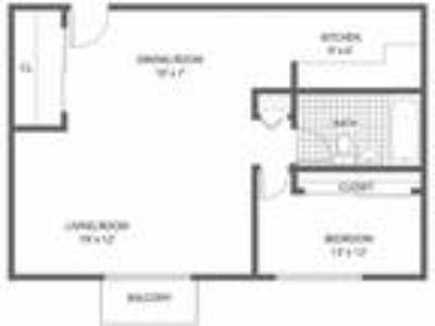 Lisle Station Apartments - One BR