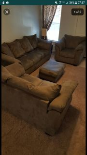 darcy sofa, loveseat, chair with ottoman