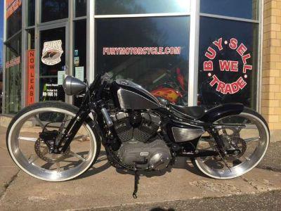 2011 Harley-Davidson Sportster 1200 Custom Sport Motorcycles South Saint Paul, MN