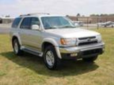TOYOTA 4Runner 4x4 Automatic