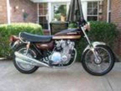 1975 Kawasaki 900 Z1B Burgundy Fully restored