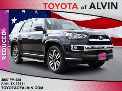 2019 Toyota 4Runner Limited (Black)