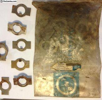 NOS T3 Lock Plate Nut Hex 311 405 681 1961-65