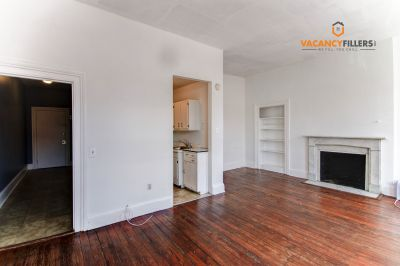 Charming & Spacious 1 bed in central Mount Vernon w/parking available!!!