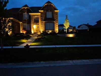 LED Outdoor Lighting - Illuminatedgardens