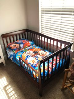Toddler Bed w/mattress