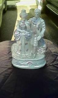 Dresden Couple Figurine