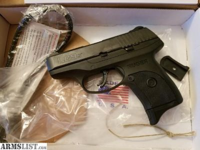For Sale: Ruger LC9s Pro, with box
