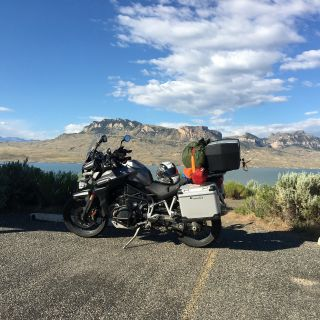 2014 Triumph TIGER EXPLORER ABS