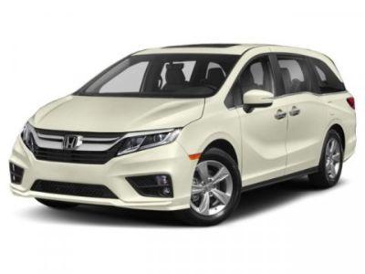 2019 Honda Odyssey EX-L (LUNAR_SILVER)