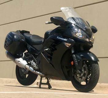 2013 Kawasaki Concours 14 ABS Sport Touring Motorcycles Plano, TX