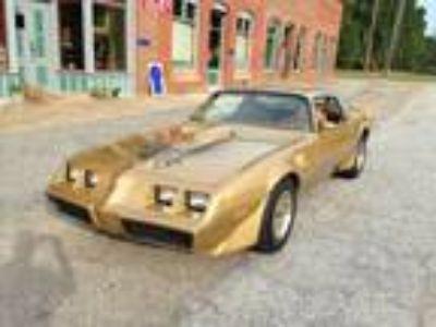 1979 Pontiac Trans Am W72 400 4-Speed WS6