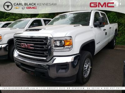2019 GMC Sierra 2500 (Summit White)