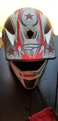 Motorcross/ ATV helmet