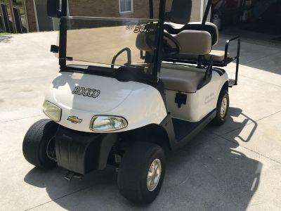 2012 Electric Golf Cart