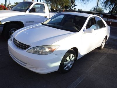 ***Arizona Select Rides ** 2004 Toyota Camry Sedan- Ready***